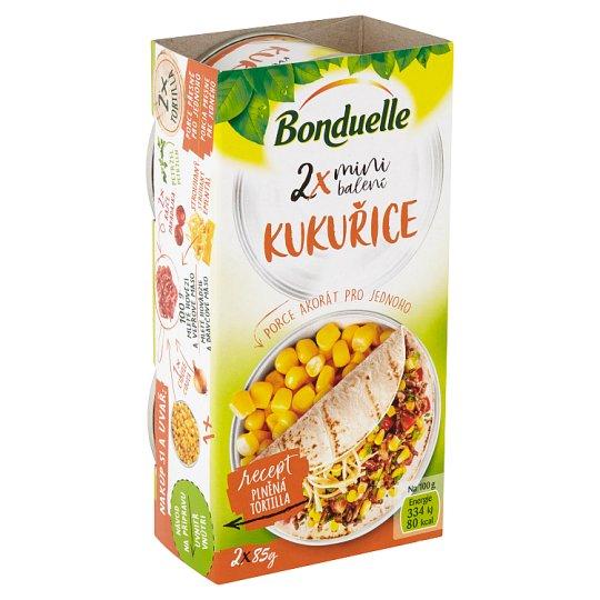 Bonduelle Corn Mini Packing 2 x 85g