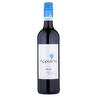Appalina Merlot Non-Alcoholic Red Wine 0.75L