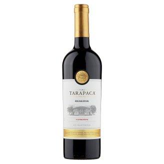Viña Tarapacá Reserva Carmenère červené víno 0,75l