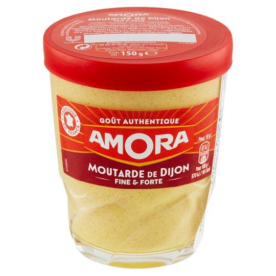 Amora Dijonská hořčice ostrá 150g