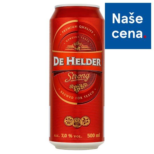De Helder Strong pivo speciální světlé 500ml
