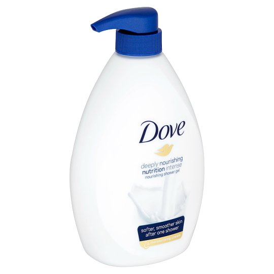 Dove Deeply Nourishing Shower Gel 720ml