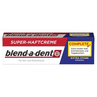 Blend-a-dent Complete Fixační Krém Na Zubní Náhradu 47g, Original