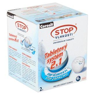 Ceresit Stop Vlhkosti 2v1 náhradní tablety 2 x 300g