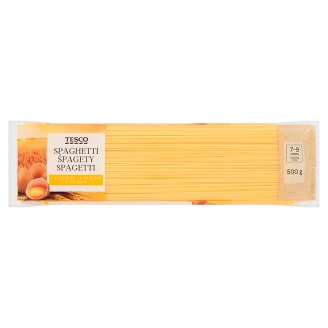 Tesco Spaghetti 500g
