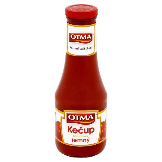 Otma Kečup tomatový jemný 530g
