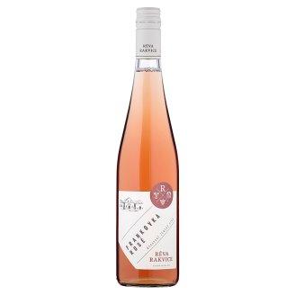 Réva Rakvice Frankovka rosé moravské zemské víno suché 750ml