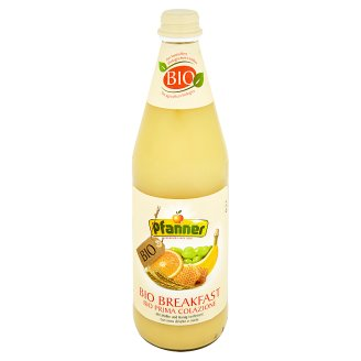 Pfanner BIO Fruit Drink Made from Several Types of Fruit with Whey and Honey 0.5L