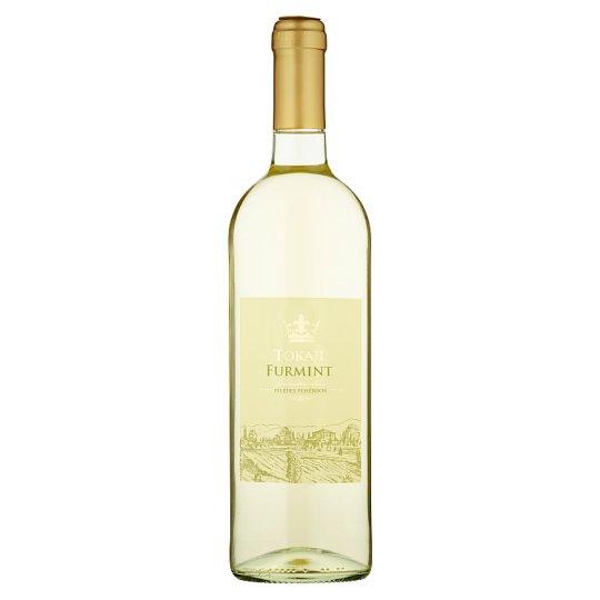 Tokaji Furmint víno bílé polosladké 750ml