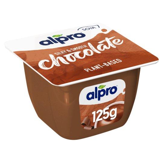 Alpro Soya Dessert Smooth Chocolate 125g