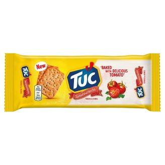 Tuc Krekry rajčata & bylinky 105g