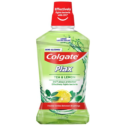 Colgate Plax Herbal Fresh ústní voda 500ml