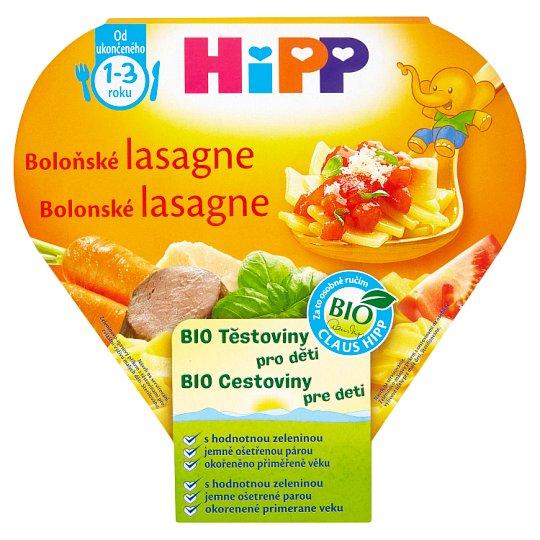 HiPP Boloňské lasagne 250g