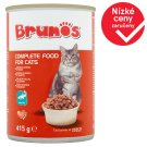 Brunos Complete Food for Cats with Fish 415g