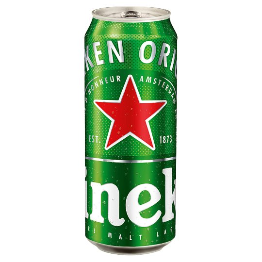 Heineken Lager Beer 500ml