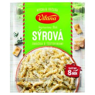 Vitana Máme chuť na... Cheese Sauce with Pasta 160g
