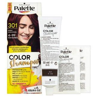 image 2 of Schwarzkopf Palette Color Shampoo Hair Color Bordo 301