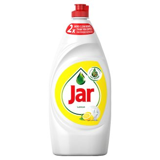 Jar Hand Washing Up Liquid Lemon 900 ml