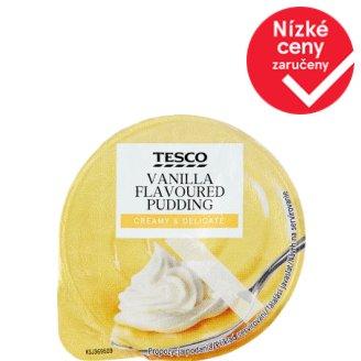 Tesco Vanilla Flavoured Pudding 175g