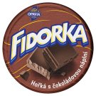 Opavia Fidorka Wafer with Chocolate Filling Dipped in Dark Chocolate 30g