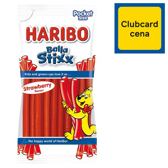 Haribo Balla Stixx Fruit Flavoured Jelly 80g