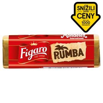 Figaro Rumba hořká čokoláda plněná náplní s rumovou příchutí 32g