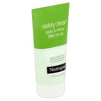 Neutrogena Visibly Clear Pore & Shine Peeling pro každodenní použití 150ml