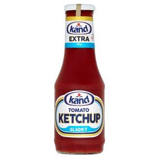 Kand Tomato Ketchup Extra Sweet 520g