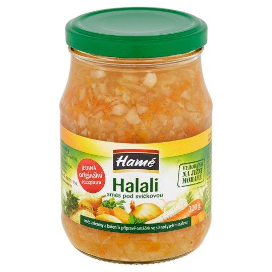 Hamé Halali Mixture Under Sirloin 320g