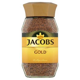 Jacobs Gold rozpustná káva 200g