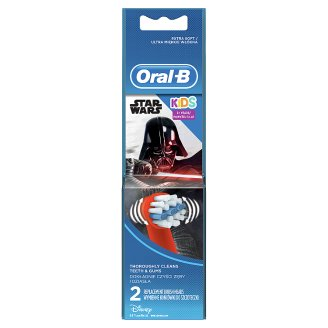 Oral-B Stages Kartáčkové Hlavice S Disney Star Wars 2 ks