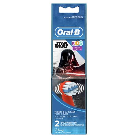 Oral-B Stages Kartáčkové Hlavice S Disney Star Wars 2 ks