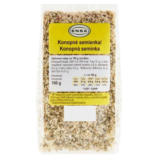 Ensa Konopná semínka 100g