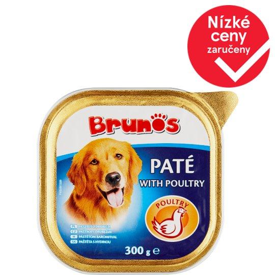 Brunos Paté with Poultry 300g