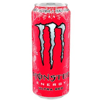 Monster Energy Ultra- Red a Carbonated Energy Drink 500ml