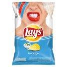 Lay's Smažené bramborové lupínky s příchutí čerstvého smetanového sýra a pažitky 77g