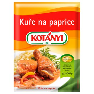 KOTÁNYI Chicken on Pepper 45g