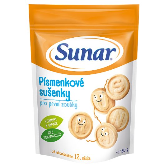 Sunarka Biscuits for First Teeth 150g
