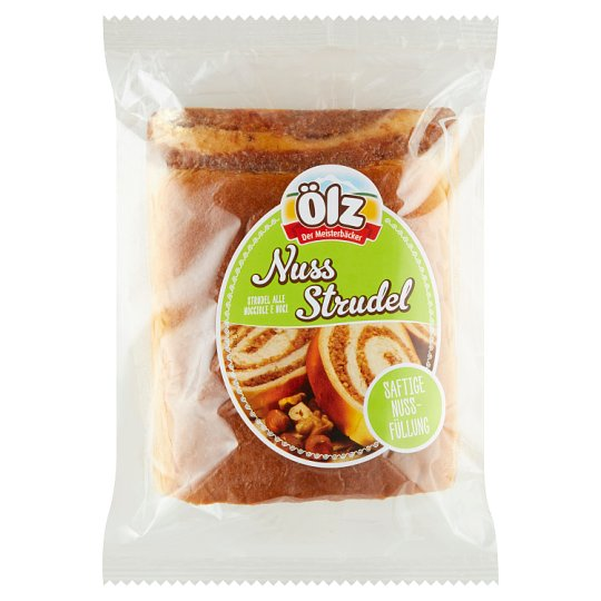 Ölz Walnut Swiss Roll 350g