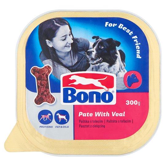 Bono Paštika s telecím 300g