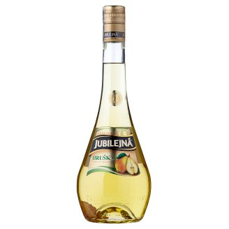 Jubilejná Pear Spirit 40% 700ml