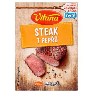 Vitana Steak 7 pepřů 23g