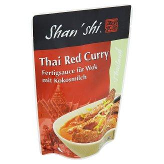 Shan'shi Thai Red Curry pálivá omáčka s chilli a s kokosovým extraktem 120g