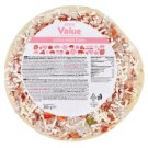 Tesco Value Pizza with Ham 300g