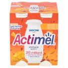 Danone Actimel Yoghurt Milk with Mango, Curcuma and Goji 4 x 100g
