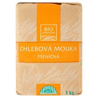 Bio Harmonie Chlebová mouka pšeničná 1kg