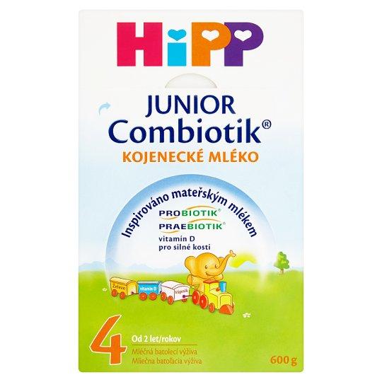 HiPP Combiotik Junior 4 Baby Milk from 2 Years 600g