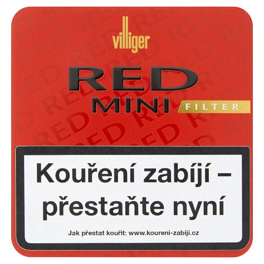 Villiger Red Mini doutníčky 20 ks