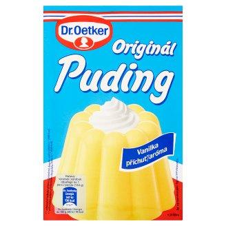 Dr. Oetker Originál Pudding Vanilla Flavor 37g
