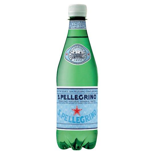 S.Pellegrino Přírodní minerální voda sycená 500ml